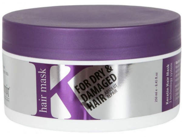 Kashmir Keratin Deep 3 Technology Hair Mask
