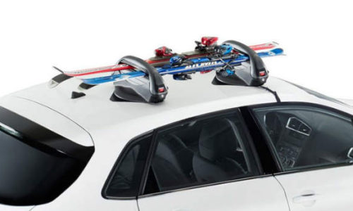 Cel Mai Bun Suport Auto pentru Schiuri cu Prindere Magnetică