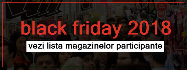 black friday romania 2018