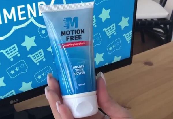 motion free balsam gel pret pareri