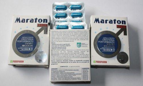 maraton forte prospect farmacii catena dona sensiblu
